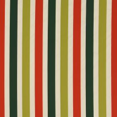 Vivid Stripe | Billiard Green