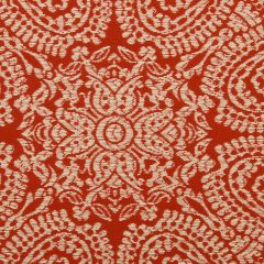 Paisley Way | Lacquer Red