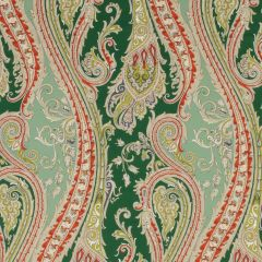 Fun Paisley | Billiard Green