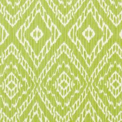 Strie Ikat | Leaf