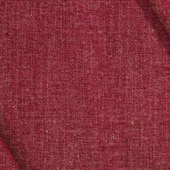 Jute Chenille | Lacquer Red