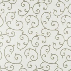Quaint Scroll | Linen