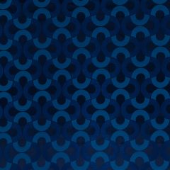 Setting Circle | Batik Blue