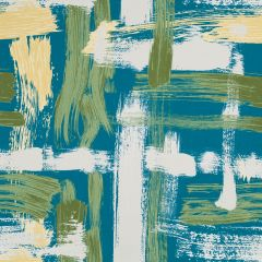 Sedge Abstract | Turquoise