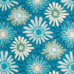 Tactile Flora | Turquoise