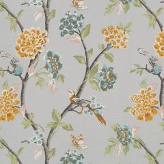 Helene Floral | French Grey
