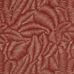 Tropic Ferns Bk | Cinnabar
