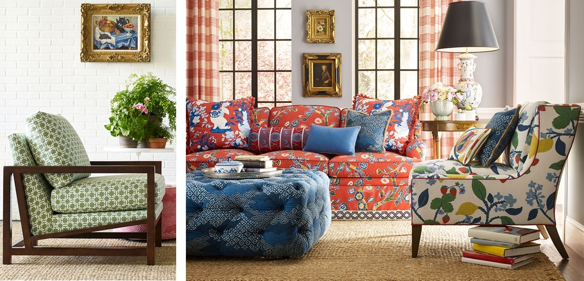 Fabulous Madcap Cottage Fabric Collection Robert Allen Home Interior And Landscaping Oversignezvosmurscom