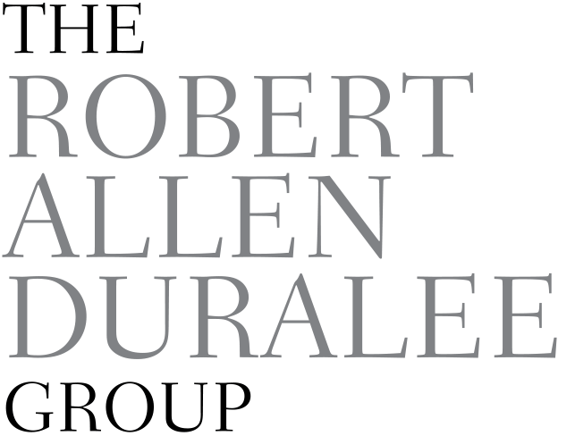 robert allen duralee group logo